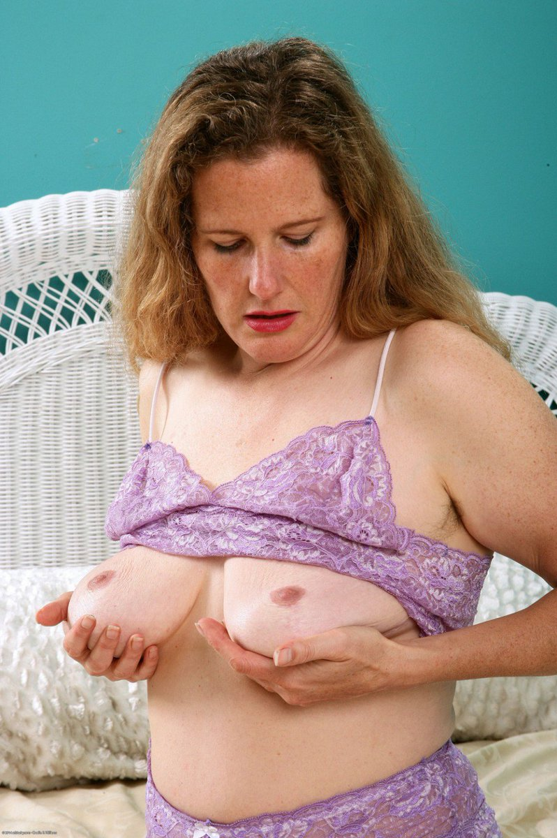 hairy mature models