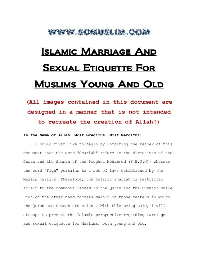 is oral sex haram in islam