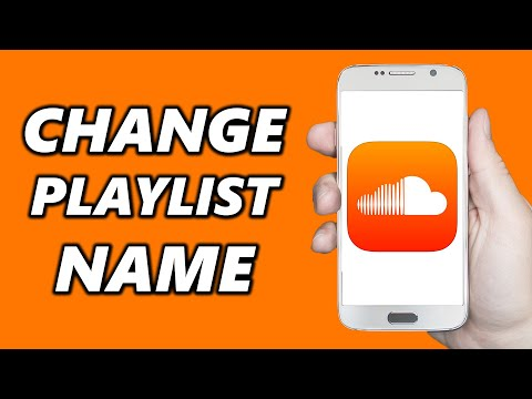 how to change your soundcloud name on iphone