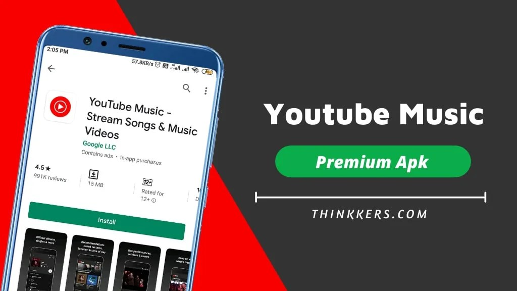 youtube background music download apk
